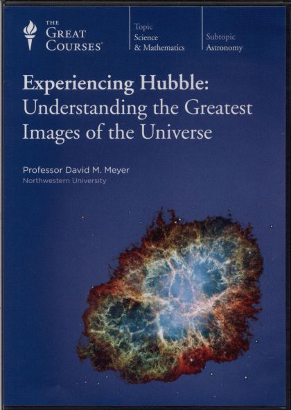 Experiencing Hubble DVD