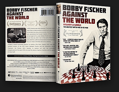 Bobby Fischer Against the World (2011) DVD Cover